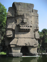 Mayan God of Water