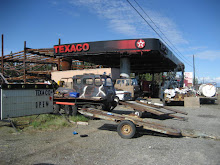 The Texaco Petrol Station, Tok Alaska