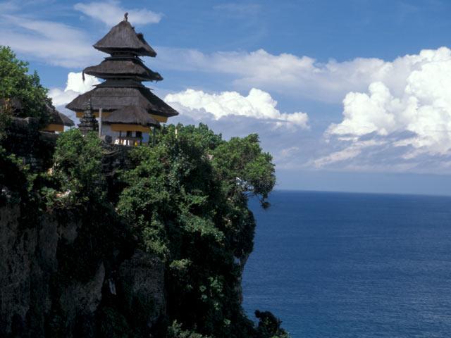 Wonderful Places In Asia Uluwatu Temple Bali