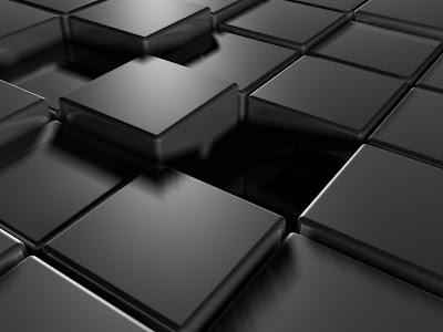 wallpaper tiles. Black Glossy Tiles Wallpaper
