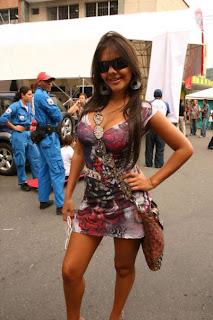 chicas de colombia