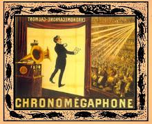 Chronomegaphone