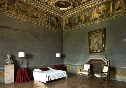 l 39 italie de michelle gastaut blogue h bergement historique la villa medicis rome. Black Bedroom Furniture Sets. Home Design Ideas
