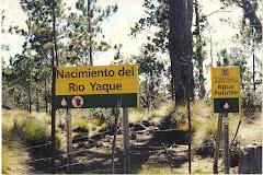 NACIMIENTO DEL RIO YAQUE