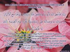 doa dari kak lina semoga persahabatan kekal selamanya