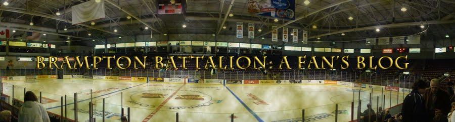 Brampton Battalion: A Fans Blog