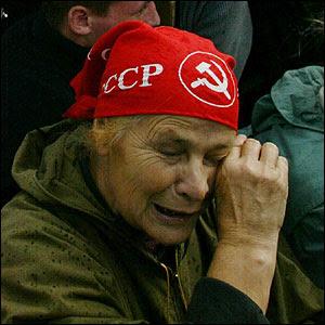 Vinte anos depois do fim da URSS, muitos gostariam de voltar no tempo