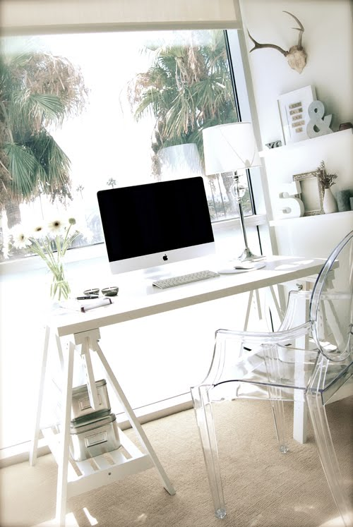 how to create the perfect working space in your home