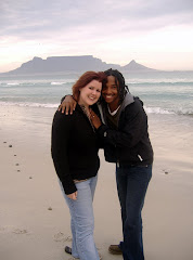 RICHIKI holidaying in CAPE TOWN