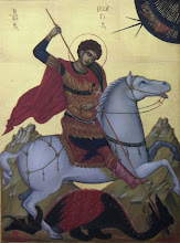 St. George - Patron of England and Greece