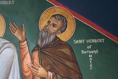 St. Herbert of Derwentwater - Hermit and Priest