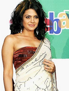 Bollywood Actress Saree