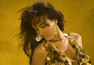 Nisha kothari Hot Exposing Photos