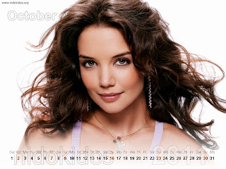 Actress Kate Noelle Cute 2011 Calender Photos