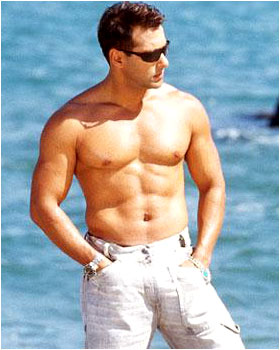 salman khan body Salman Khan Body Wallpaper,