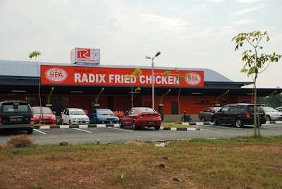 Radix Fried Chicken HPA