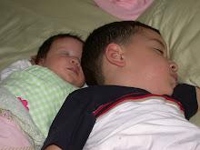 My sleeping Angels