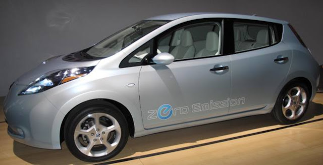 Nissan North America Will Begin Taking Reservations For LEAF In Spring 2010  With The Launch Expected In Late 2010 In Japan, The United States, And  Europe.