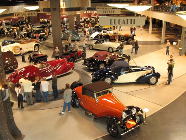 otis chandler car collection