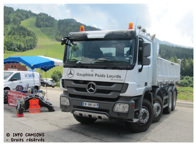 Info camions mercedes actros - Location camion grenoble ...