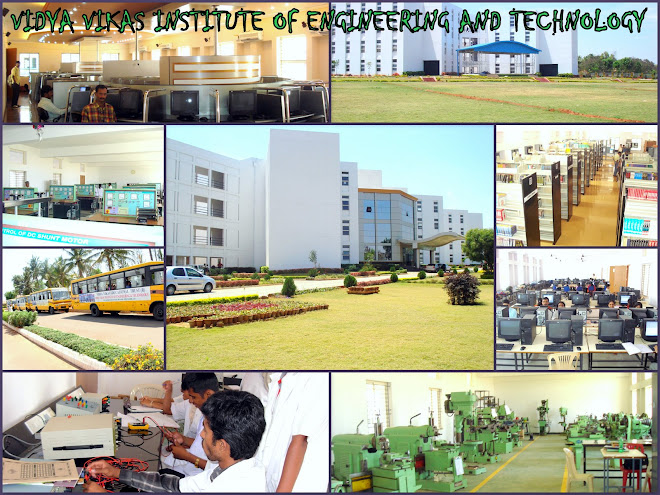VVIET VIDYA VIKAS INSTITUTE OF ENGINEERING AND TECHNOLOGY MYSORE