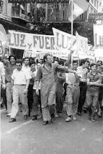 39º aniversario del Cordobazo