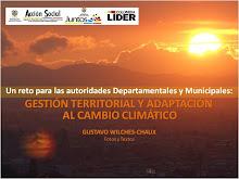 JUNTOS - CAMBIO CLIMÁTICO Y POBREZA