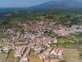 Vista aerea de Madrigal de la Vera