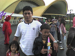 Tour at TMII Jakarta-Indonesia