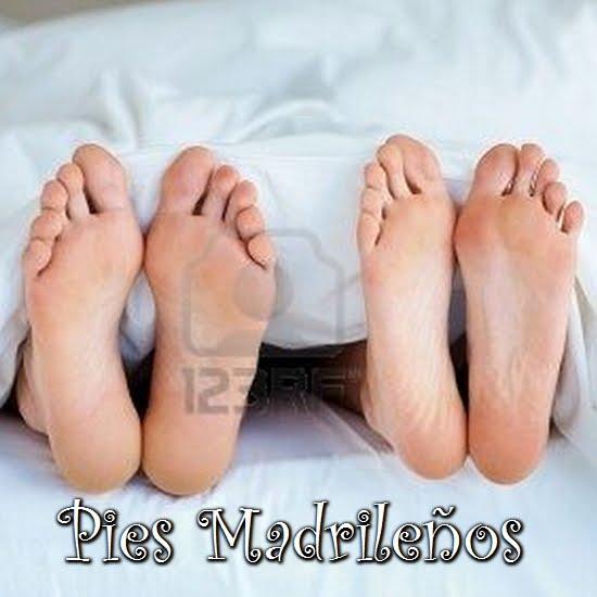 Los Fetichistas Masculinos Y Femeninos De Pies En MadridBienvenido
