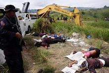 Maguindanao killing field