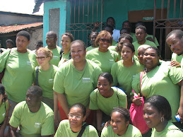 NBLSA works with a service group in Haiti
