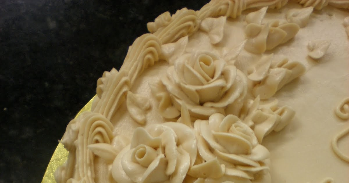 Cake Decorating With Swiss Buttercream : A sweet affaire, come bake with Chefany!: The first day of ...