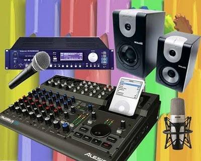 Pengertian Audio: AUDIO DAN STRUKTUR MIXER