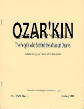 Ozark Geneological Society