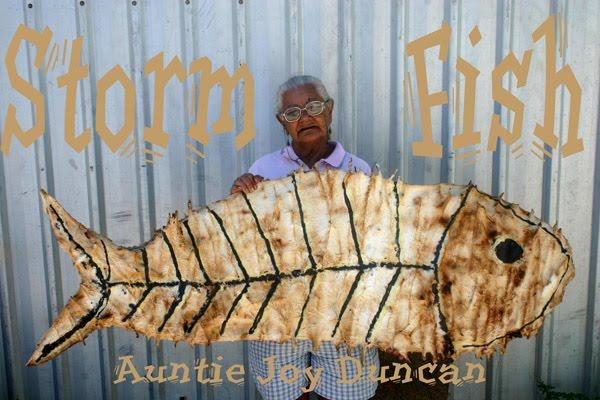 Auntie Joy Duncan