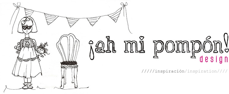 ¡Ah mi pompon!