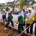 Warga Desa Ini Bangun Sendiri Jalan Penghubung Sepanjang 5 Kilometer