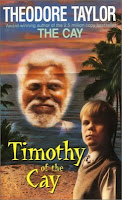prejudice and overcoming it in theodore taylors novel the cay The primary theme of theodore taylor's novel, the cay, is that of racial prejudice the main character, young phillip enright, maintains a distrust of the black natives of curacao, in part because.