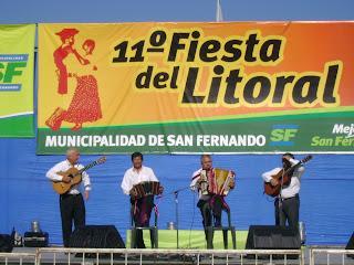 Pedro González y su Conjunto abrieron la fiesta