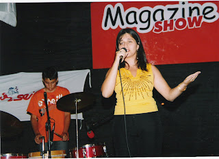 Valeria Boni en San Pedro