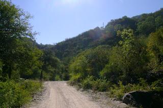 camino de Las Pirquitas