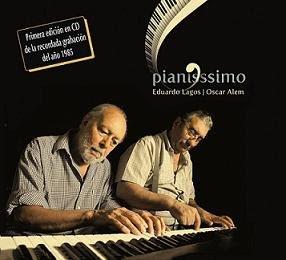 Oscar Alem y Eduardo Lagos