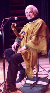 Juan Carlos Carabajal en el Centro Cultural Termas