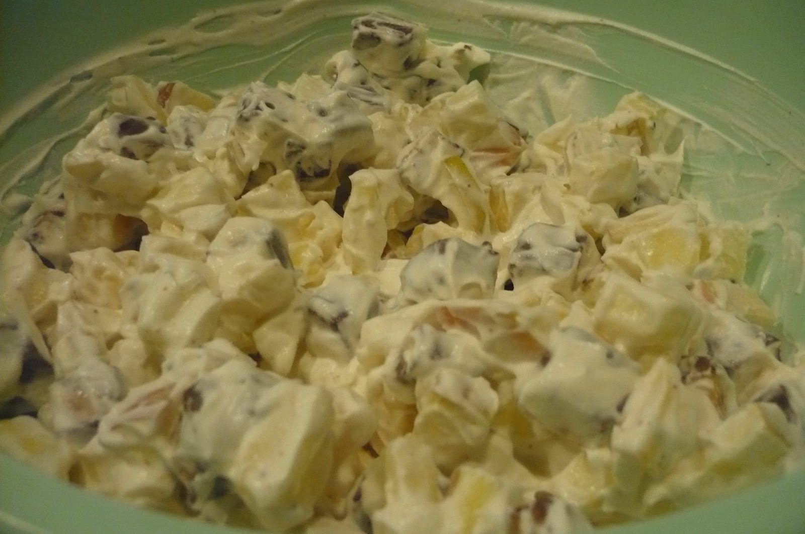 Queen Of Hearts: Chocolate Candy Bar Salad