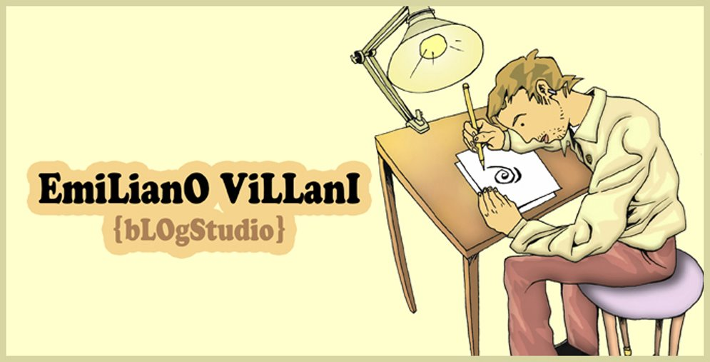 El Blog del ilustrador Emiliano Villani