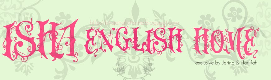 Isha English Home