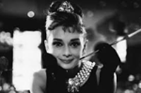 Audrey Hepburn my favorite actress
