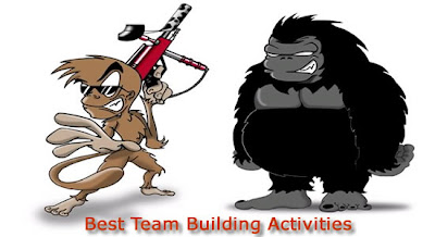 effective team communication will win you a game in paintball The top 5 team building activities in the scottsdale area  their team working skills and become more effective both  a team effort to win the game,.