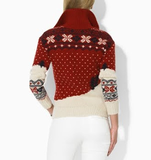 Norwegian ski sweaters + Vintersolverv (Ethnic Knitting